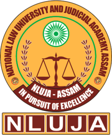 National Law University and Judicial Academy, Assam Logo.png
