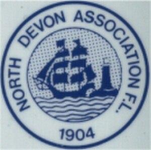 North Devon Football League - Image: Ndafllogo