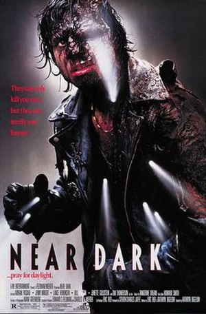 Near Dark - Theatrical release poster