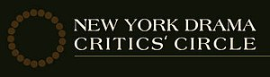 New York Drama Critics' Circle - New York Drama Critics' Circle logo and insignia