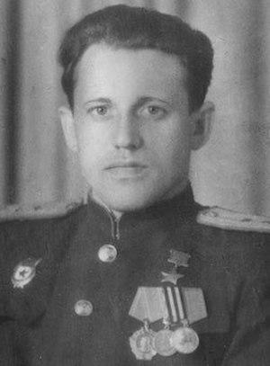 Nikolay Shchetinin - Image: Nikolay Shchetinin