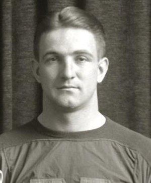 Norm Daniels (American football) - Image: Norm Daniels (1930)