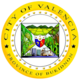 Official seal of Valencia