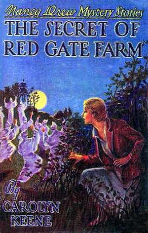 The Secret of Red Gate Farm - Original edition cover
