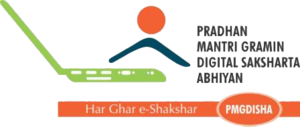 Digital India - PMGDisha logo