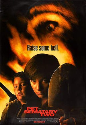 Pet Sematary Two - Theatrical Release Poster
