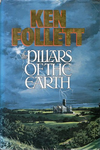 The Pillars of the Earth - First edition
