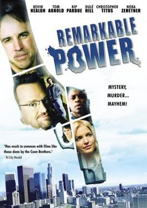 Remarkable Power - Image: Poster of the movie Remarkable Power