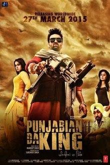 Punjabian Da King (2015) [Punjabi] DM - Navraj Hans, Keeya khanna, Bhanu Sri Mehra,Jarnail Singh,Shivendra Mahal, Bhottu Shah, Hobby Dhalliwal, Bunny