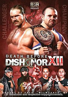 ▷ countdown to roh death before dishonor 2018 official free.