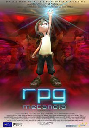RPG Metanoia - Theatrical movie poster