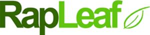 RapLeaf - Image: Rapleaf logo