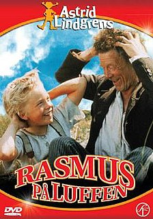 <i>Rasmus på luffen</i> 1981 Swedish film directed by Olle Hellbom