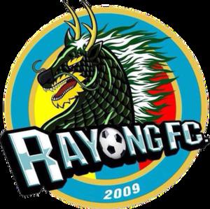Rayong F.C. - Image: Rayong FC logo 2017