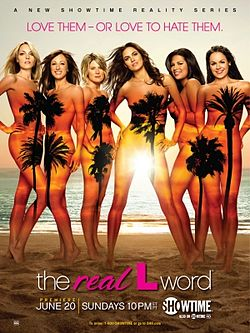 affiche The Real L Word
