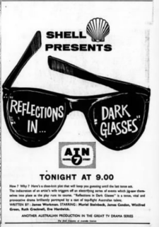 Reflections in Dark Glasses 12th episode of the first season of Shell Presents
