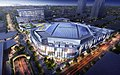 Rendering of Golden 1 Center Solar Array, 2015.jpg