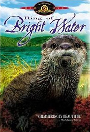 Ring of Bright Water (film) - DVD cover (2004)