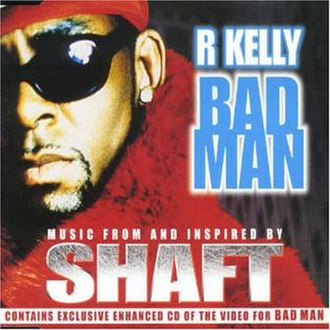 Bad Man (song) - Image: Rkellybadman