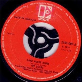 Roadhouse Blues - Image: Roadhouse Blues