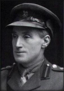 Robert Gee Recipient of the Victoria Cross