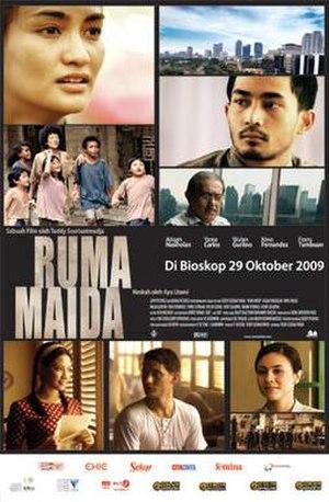 Ruma Maida - Image: Ruma Maida
