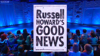 Picture of a TV show: Russell Howard's Good News