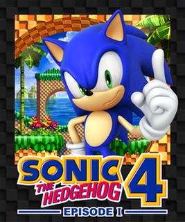 <i>Sonic the Hedgehog 4: Episode I</i> 2010 platform video game