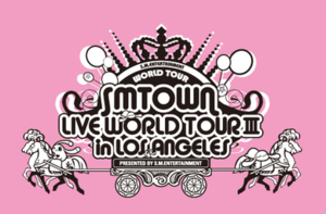 SM Town Live World Tour III - Image: SM Town Live World Tour III in Los Angeles poster