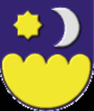 Šahy - Image: Sahyarms