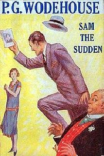 <i>Sam the Sudden</i> 1925 novel by P.G. Wodehouse