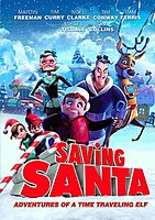 Picture of a movie: Saving Santa