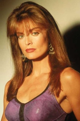 Cat Grant - Tracy Scoggins as Cat Grant in Lois & Clark: The New Adventures of Superman