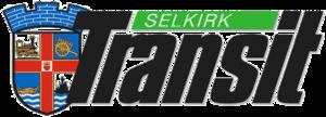 Selkirk Transit - Image: Selkirk Transit logo