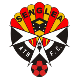 Senglea Athletic F.C. - Image: Senglea Athletics Football Club Badge