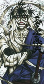 Shishio Makoto Fictional character from Rurouni Kenshin