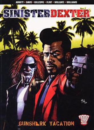 Sinister Dexter - Sinister Dexter Gunshark Vacation TPB