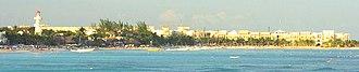 Playa del Carmen - Image: Solidaridad