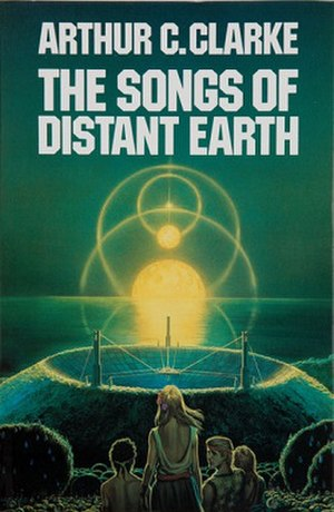 The Songs of Distant Earth - Cover of the first US edition