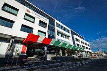 St John of God Geelong Hospital 2020 Facade.jpg