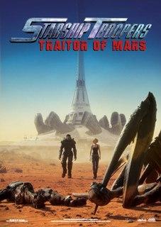 <i>Starship Troopers: Traitor of Mars</i> 2017 film by Shinji Aramaki