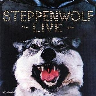 Steppenwolf Live - Image: Steppenwolf Live