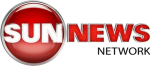 CKXT-DT - Sun News Network logo, which also served as CKXT's de facto logo from April to October 2011