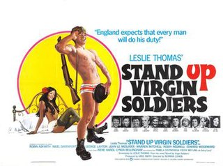 <i>Stand Up, Virgin Soldiers</i> 1969 film by Norman Cohen