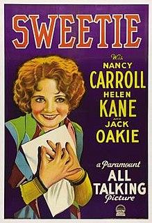 <i>Sweetie</i> (1929 film) 1929 film