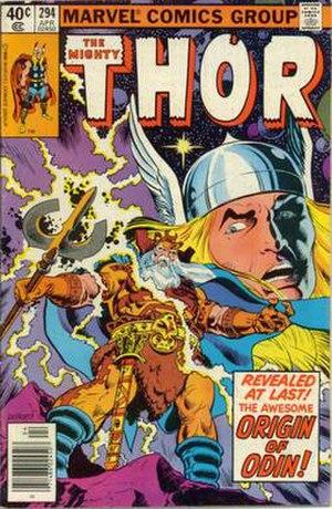 Odin (comics) - Image: T 294