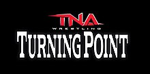 TNA Turning Point Logo