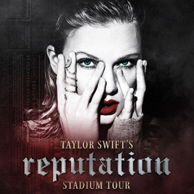 Picture of a TV show: Taylor Swift: Reputation Stadium Tour