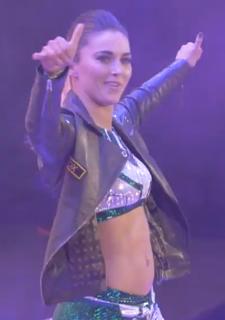 Tegan Nox Welsh professional wrestler