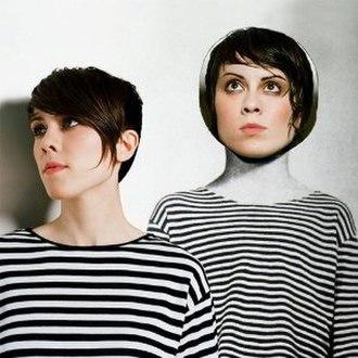 Sainthood (album) - Image: Tegan and Sara Sainthood cover